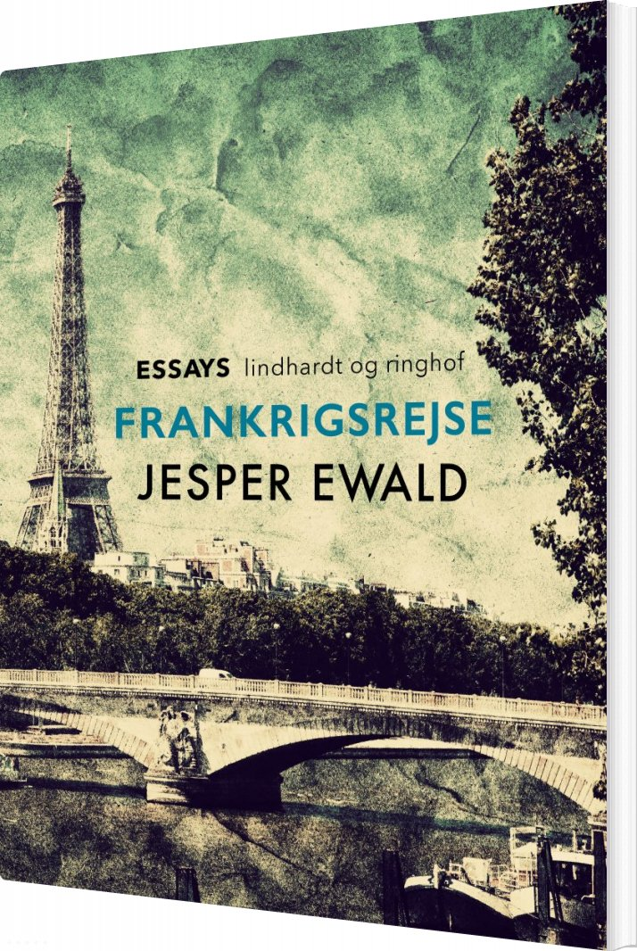 Frankrigsrejse - Jesper Ewald - Bog