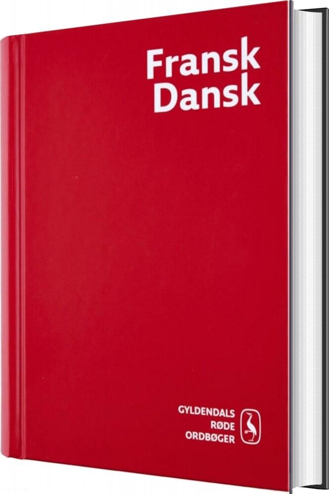 Image of   Fransk-dansk Ordbog - N. Chr. Sørensen - Bog