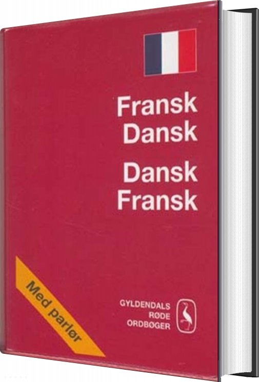 Image of   Fransk-dansk/dansk-fransk Ordbog - Else Juul Hansen - Bog