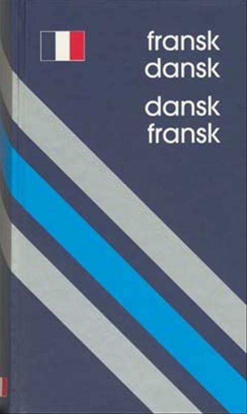 Image of   Fransk-dansk/dansk-fransk Ordbog - Ea Tryggvason Bay - Bog