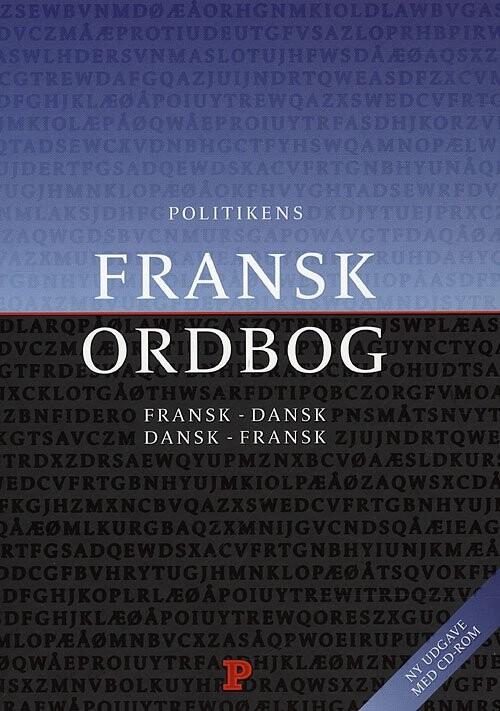 Image of   Fransk Ordbog Med Cd-rom - Diverse - Bog