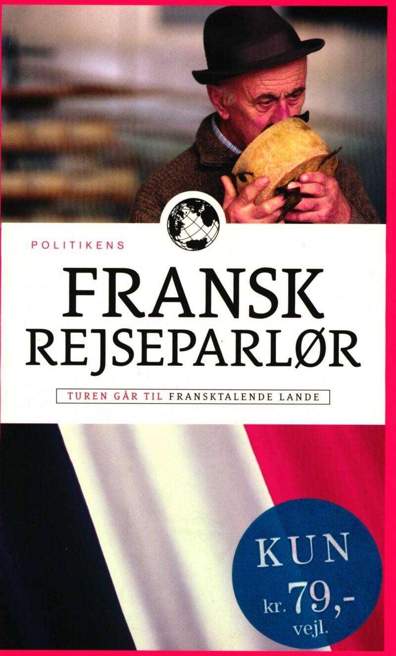 Fransk Rejseparlør - Diverse - Bog