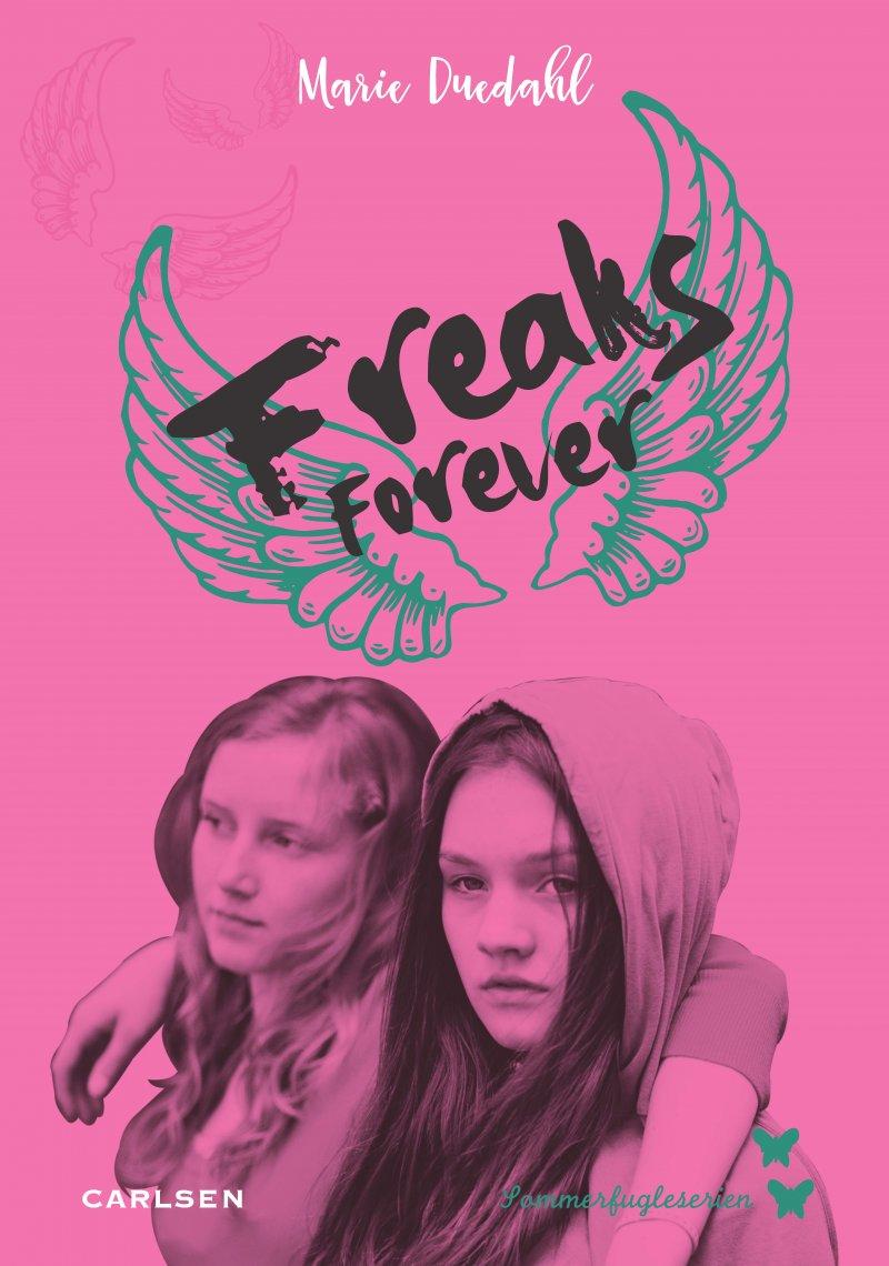 Freaks Forever - Marie Duedahl - Bog