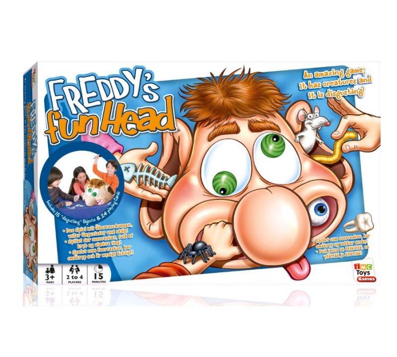freddys funhead