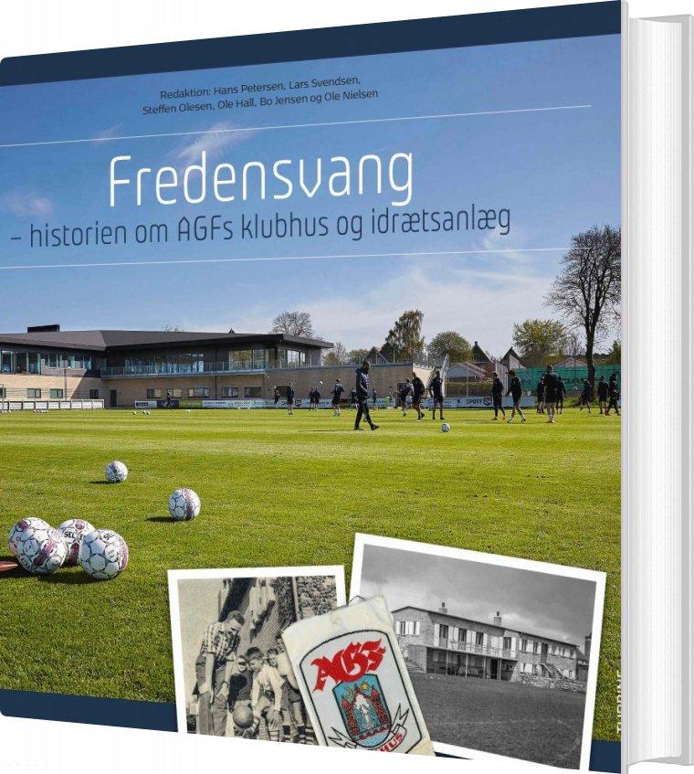 Image of   Fredensvang - Bo Jensen - Bog