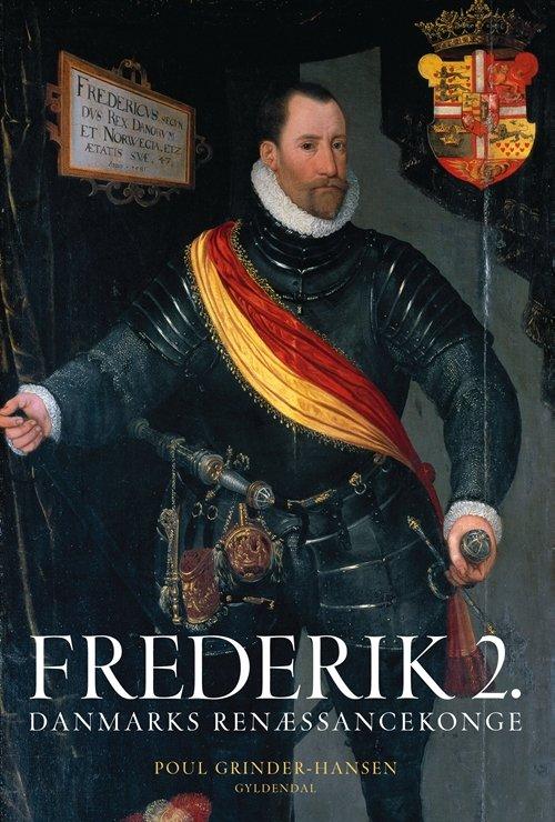Image of   Frederik 2 - Poul Grinder-hansen - Bog
