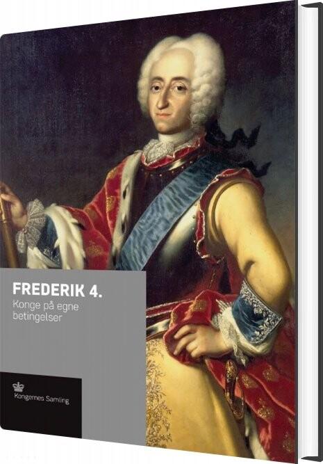 Image of   Frederik 4 - Jens Busck - Bog