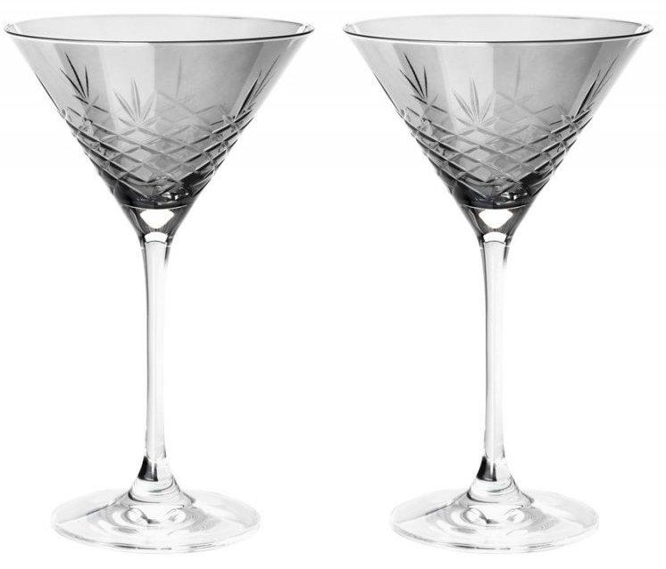 Image of   Frederik Bagger - Crispy Dark Cocktail Krystal Glas - 2-pak