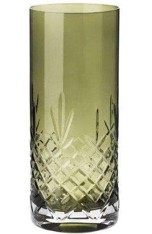 Image of   Frederik Bagger - Crispy Emerald Love 1 Krystal Vase