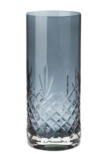 Image of   Frederik Bagger - Crispy Sapphire Love 1 Krystal Vase