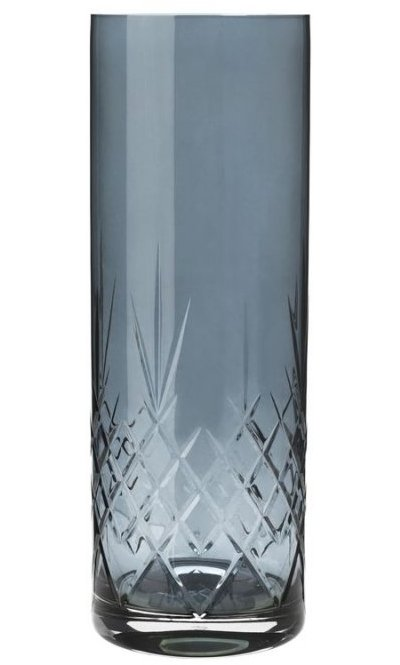 Image of   Frederik Bagger - Crispy Sapphire Love 3 Krystal Vase