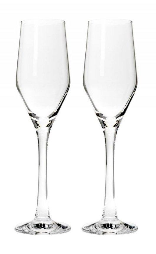 Frederik Bagger - Signature Champagne Glas - 2 Pak