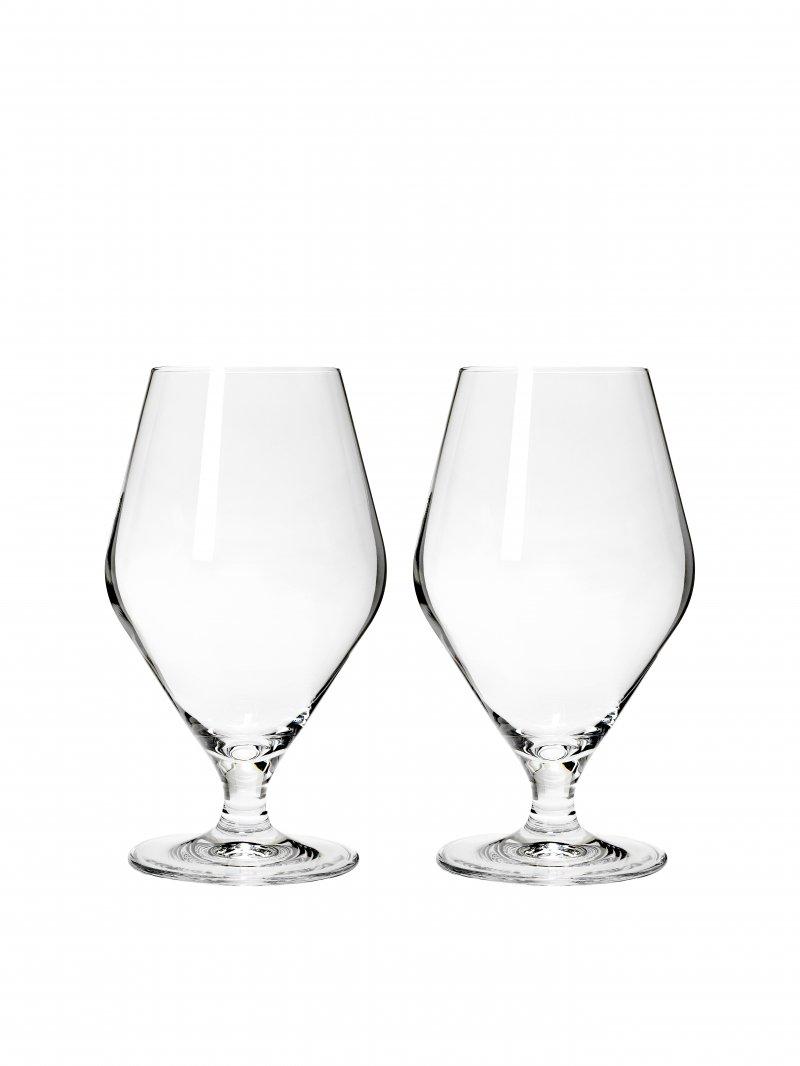 Image of   Frederik Bagger - Signature øl Glas - 2 Pak