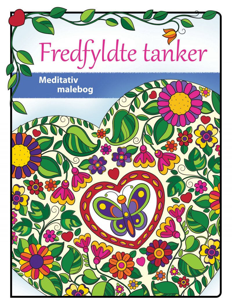 Fredfyldte Tanker - Robin Fogle - Bog