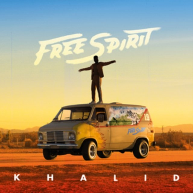 Image of   Khalid - Free Spirit - CD