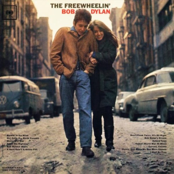 Image of   Bob Dylan - Freewheelin Bob Dylan - Vinyl / LP