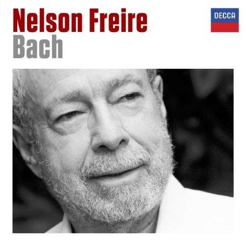 Billede af Freire Nelson - Freire Plays Bach - CD