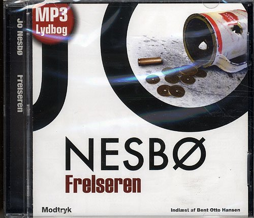 Image of   Frelseren - Jo Nesbø - Cd Lydbog