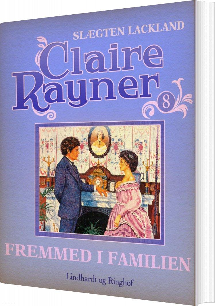 Image of   Fremmed I Familien - Claire Rayner - Bog