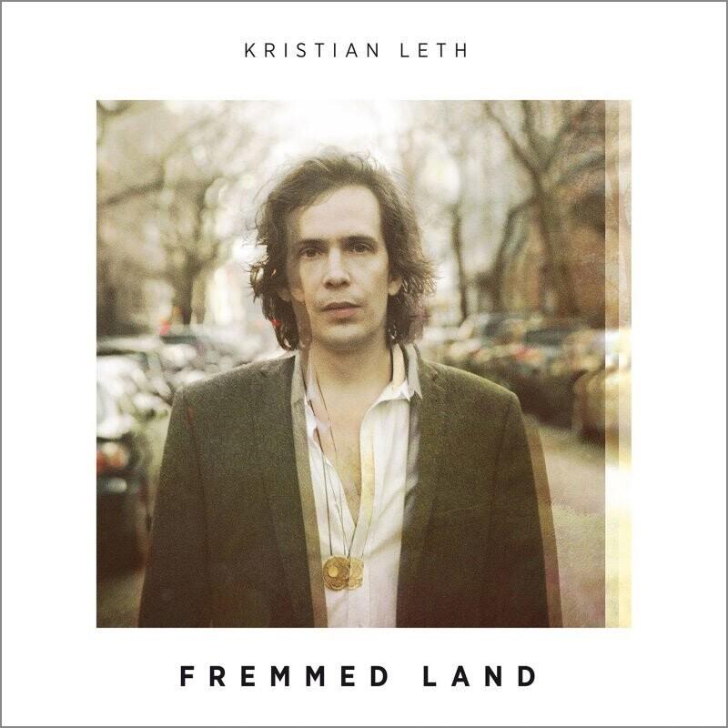 Image of   Kristian Leth - Fremmed Land - Vinyl / LP