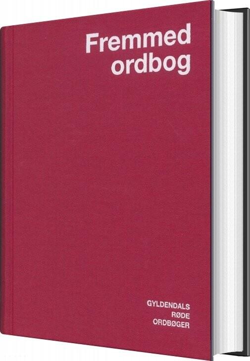 Image of   Fremmedordbog - Sven Brüel - Bog