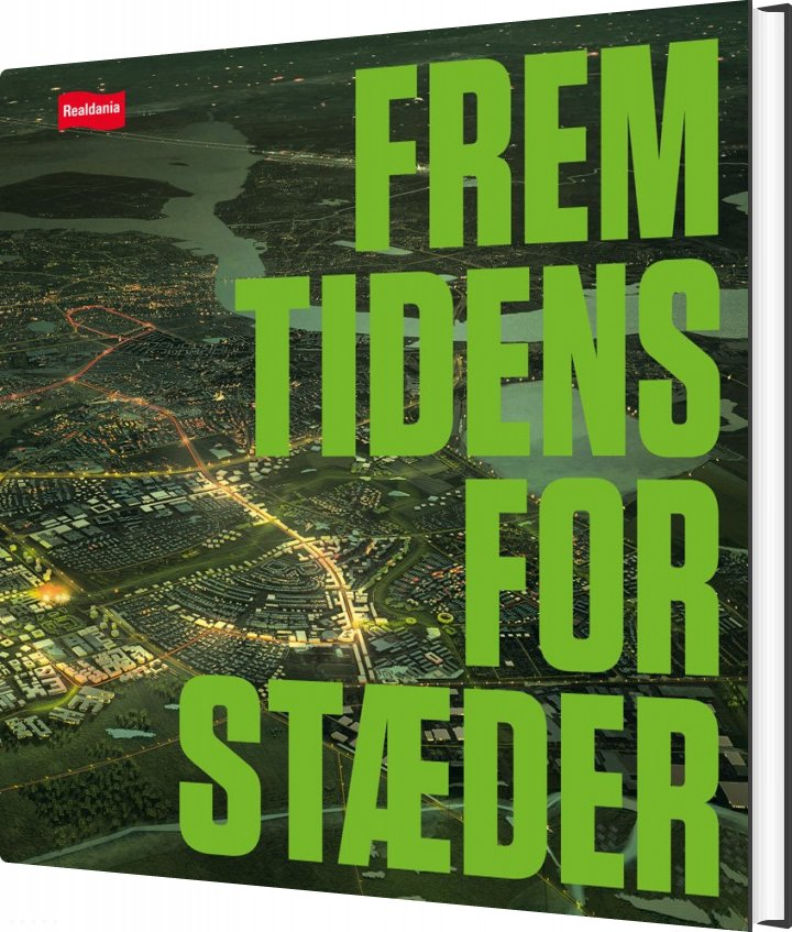 Billede af Fremtidens Forstæder - Nicolai Carlberg - Bog