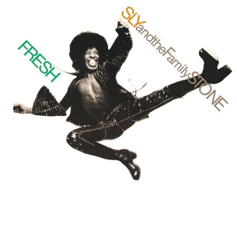 Image of   Sly & The Family Stone - Fresh - Vinyl / LP