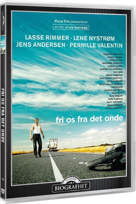 Image of   Fri Os Fra Det Onde - DVD - Film