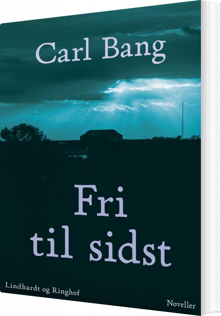 Image of   Fri Til Sidst - Carl Bang - Bog