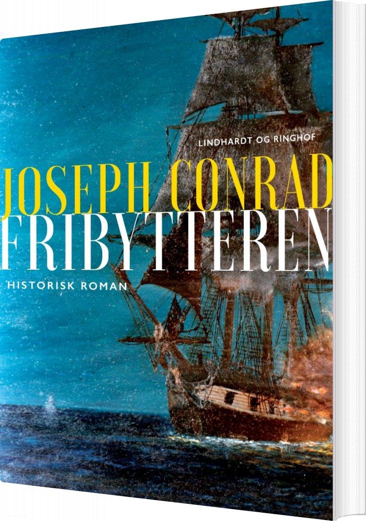 Image of   Fribytteren - Joseph Conrad - Bog