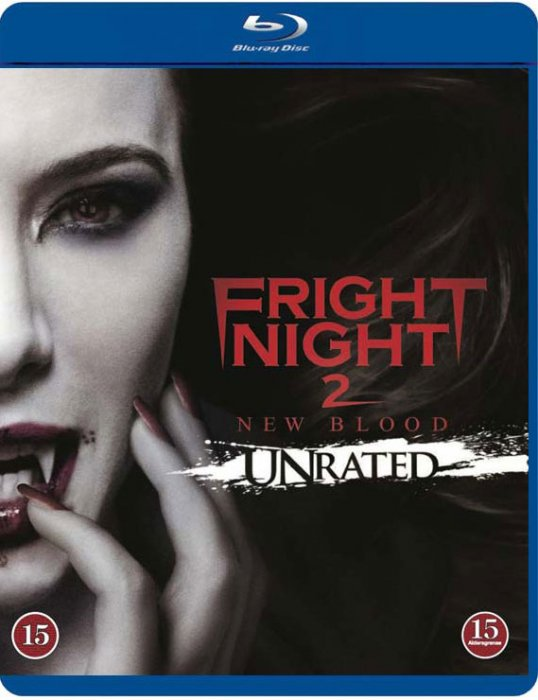 Image of   Fright Night 2: New Blood - Blu-Ray