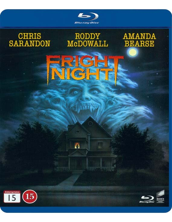 Image of   Fright Night - Blu-Ray