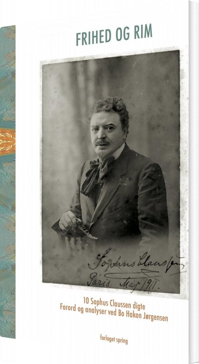 Image of   Frihed Og Rim - Bo Hakon Jørgensen - Bog