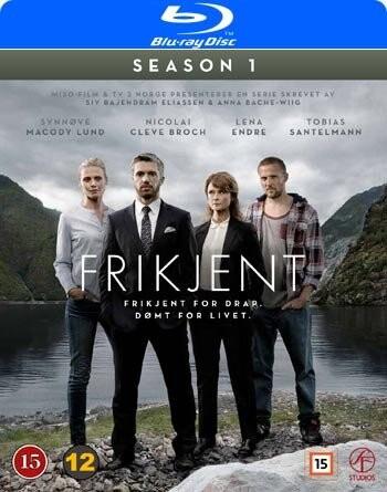 Frikendt - Sæson 1 - Blu-Ray - Tv-serie
