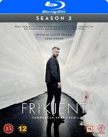 Image of   Frikendt - Sæson 2 - Blu-Ray - Tv-serie