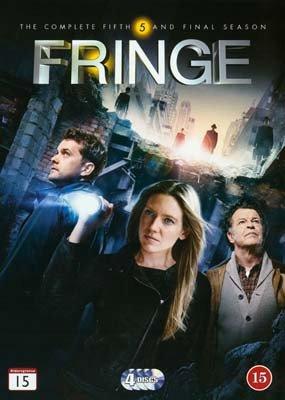 Image of   Fringe - Sæson 5 - DVD - Tv-serie