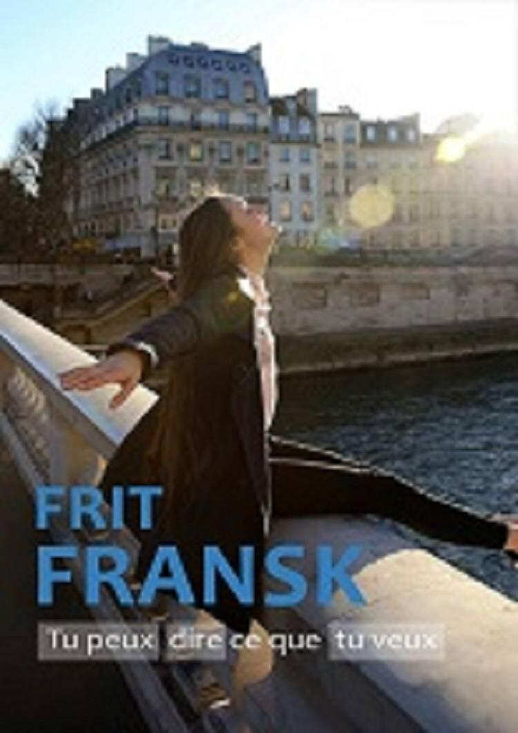 Image of   Frit Fransk - Paul Klitnæs - Bog
