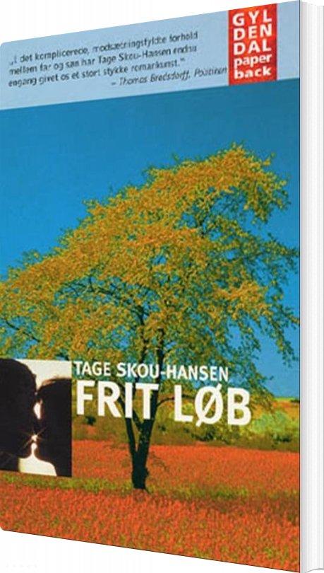 Frit Løb - Tage Skou-hansen - Bog