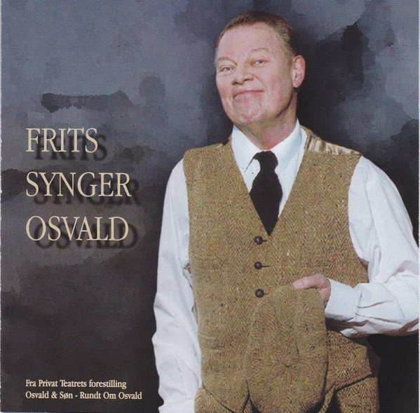 Image of   Frits Helmuth - Frits Synger Osvald - CD