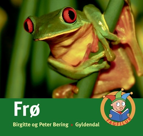 Image of   Frø - Fagfilur - Peter Bering - Bog