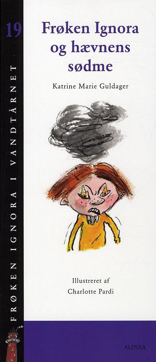 Frøken Ignora Og Hævnens Sødme - Katrine Marie Guldager - Bog
