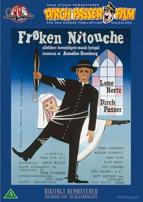 Image of   Frøken Nitouche - DVD - Film