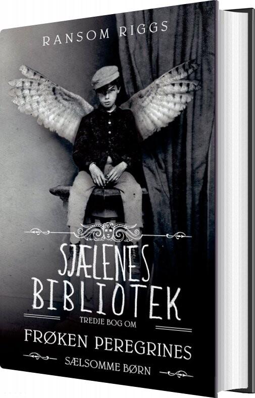 Image of   Frøken Peregrines Sælsomme Børn 3 - Sjælenes Bibliotek - Ransom Riggs - Bog