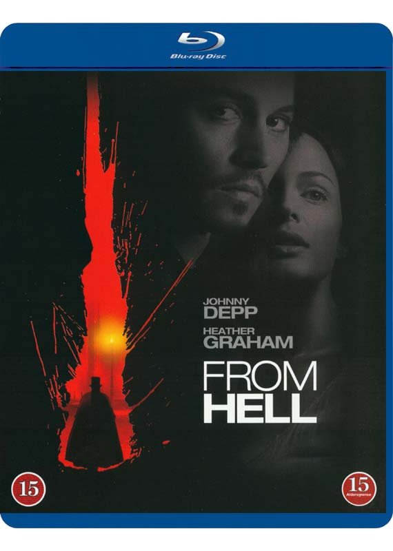 Image of   From Hell - Blu-Ray