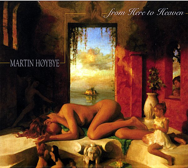 Image of   Martin Haybye - From Here To Heaven - CD