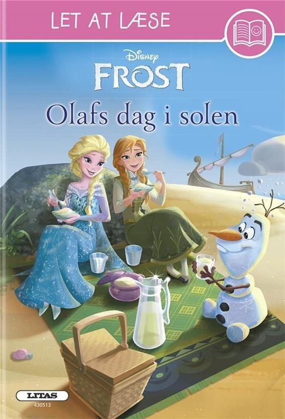 frost bog med figurer