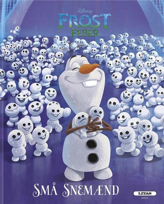 Image of   Frost - Små Snemænd - Disney - Bog