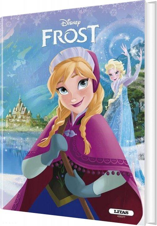 Frost (filmbog) - Disney - Bog