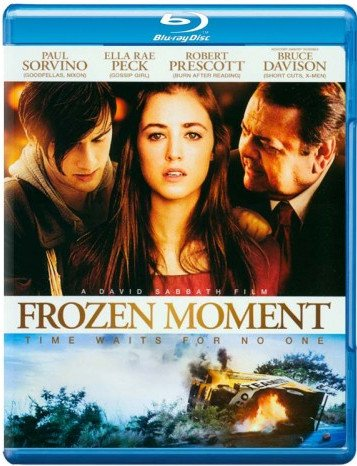 Image of   Frozen Moment / God Dont Make The Laws - Blu-Ray
