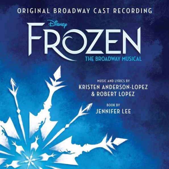 Image of   Frozen: The Broadway Musical - CD